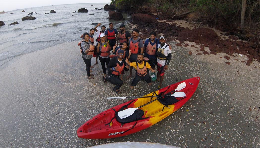 Dharmadom Island Trip
